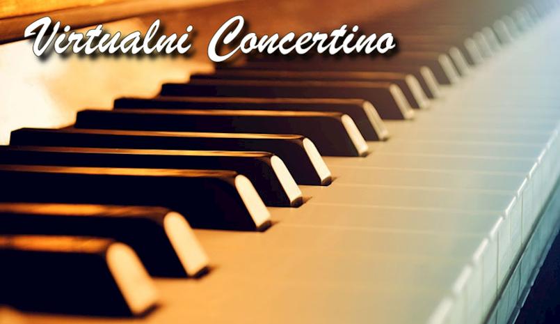 Večeras prvi virtualni concertino učenika Umjetničke škole