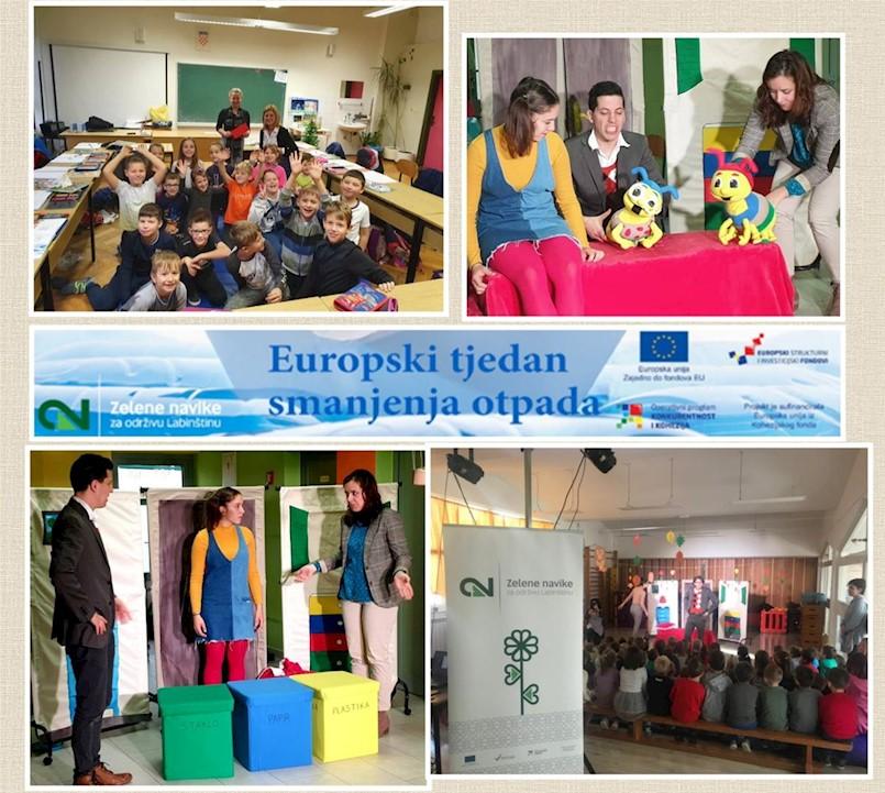 Projekt Grada Labina među tri najbolja u Europi!