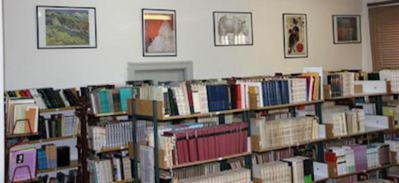 Otvorena školska knjižnica Srednje škole Mate Blažine Labin