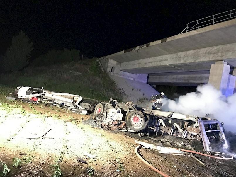 U Sloveniji poginuo 58-godišnji vozač iz Labina