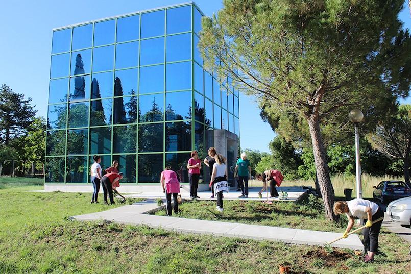 Lipanj u znaku uređenja Parka skulptura Dubrova