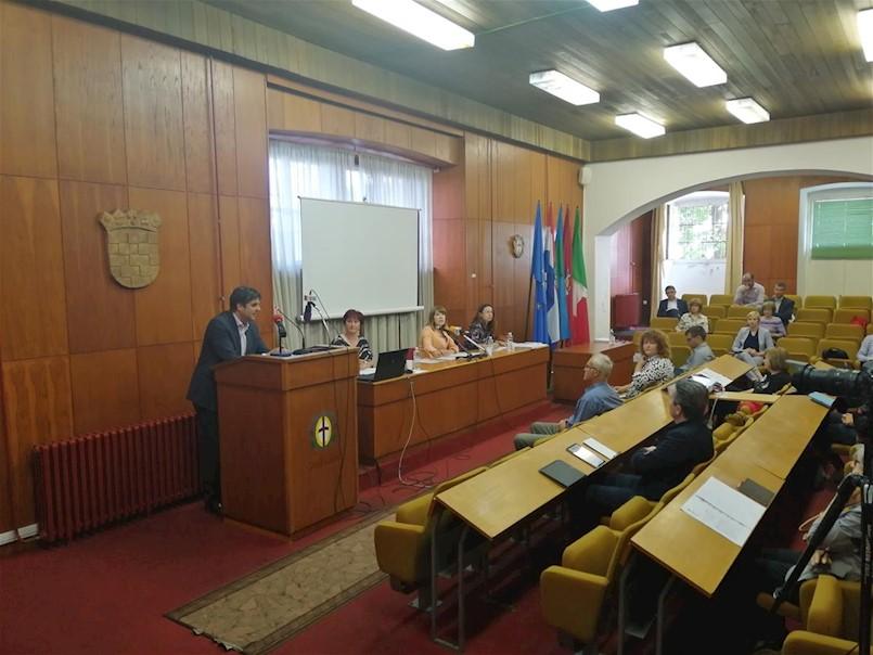 Službeno uizvješće s 38. redovne sjednice Gradskog vijeća Grada Labina