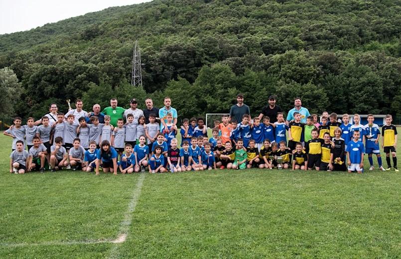 Započeo Trofej Labinskih Rudara, u naredna tri dana više od 500 mladih nogometaša bori se za unikatni pehar šohta!
