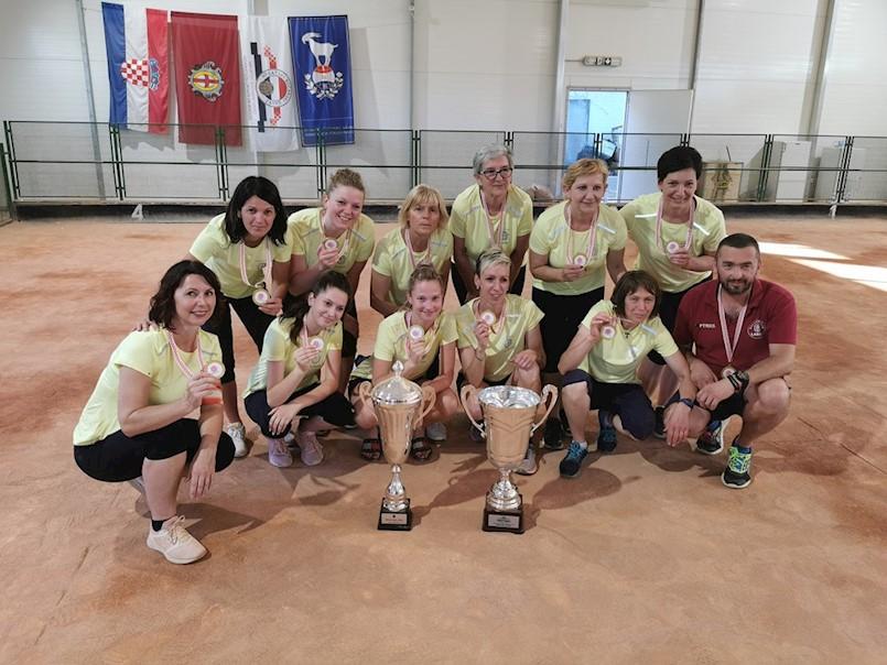LABINJANKE SU NAJBOLJE BOĆARICE U HRVATSKOJ! Obranile naslov prvakinja u finalnom susretu završnog turnira Final Four Prve HBL