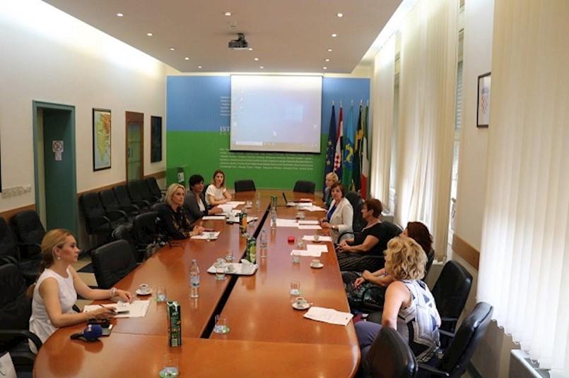 Zamjenica gradonačelnika Federika Mohorović Čekada članica novog saziva Povjerenstva za ravnopravnost spolova Istarske županije