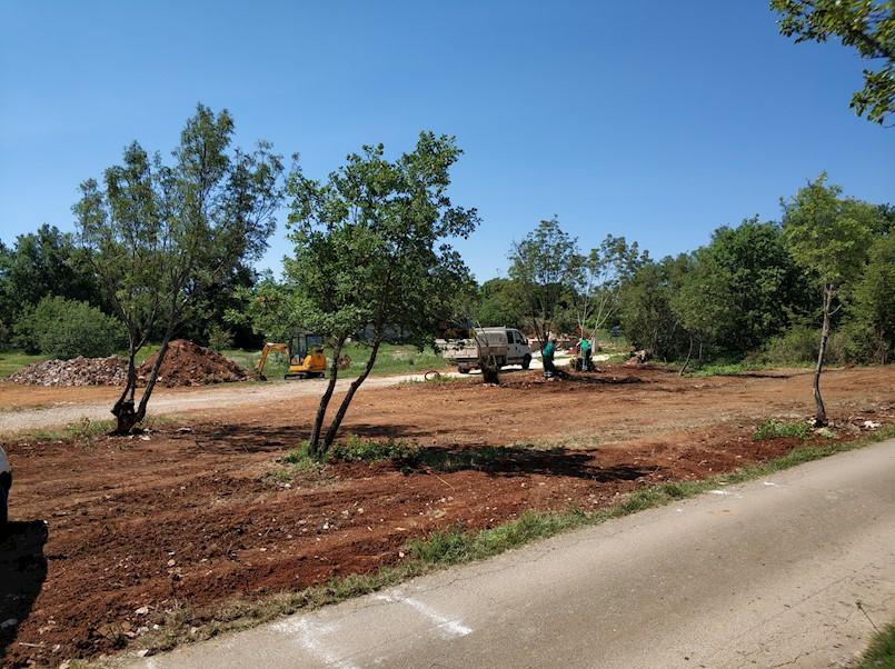 Započela gradnja dječjeg igrališta u Bečićima