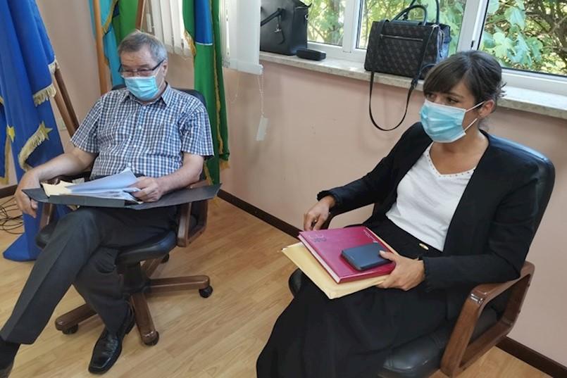 Općina Sveta Nedelja: Načelnik Klarić se oprostio, od prvog srpnja načelnica je Irene Franković