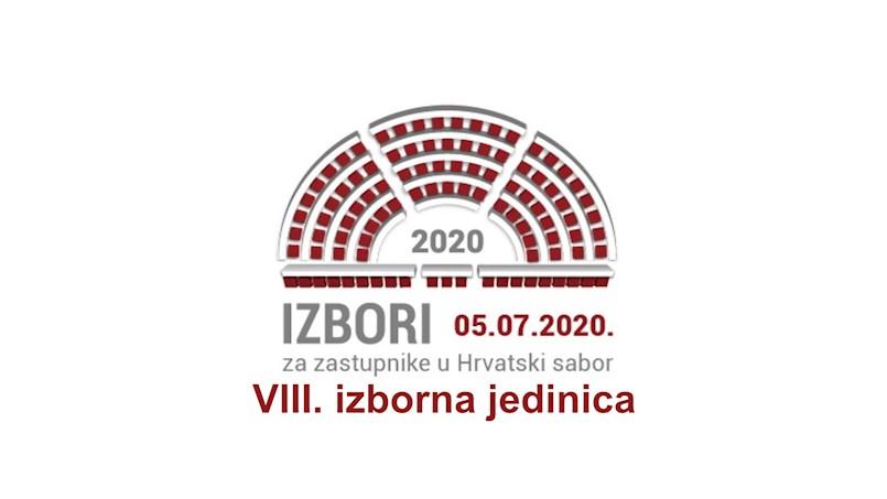Izbori za zastupnike u Hrvatskom sabor - neslužbeni rezultati