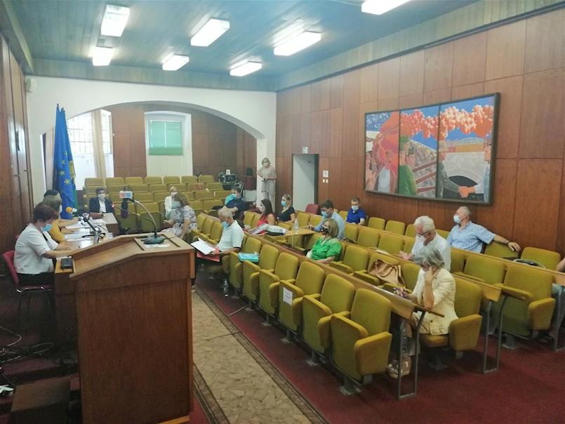 Službeno Izvješće s 39. redovne sjednice Gradskog vijeća Grada Labina