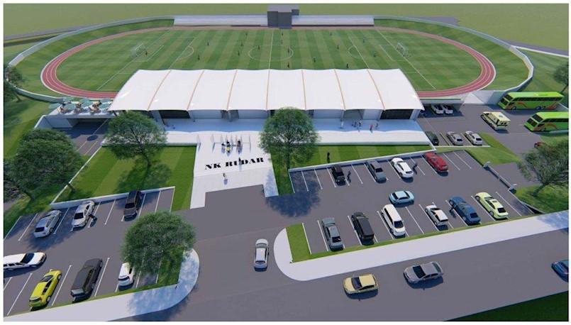 Gotov glavni projekt gradskog stadiona, građevinska do kraja mjeseca