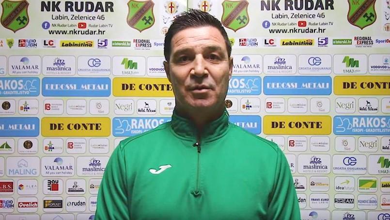 Alen Jurić više nije trener Rudara