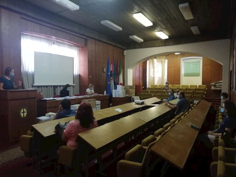 """Natječajem LAG """"Istočna Istra"""" financirat će se izgradnja i opremanje dječjih igrališta na Vinežu i Tupljaku"""