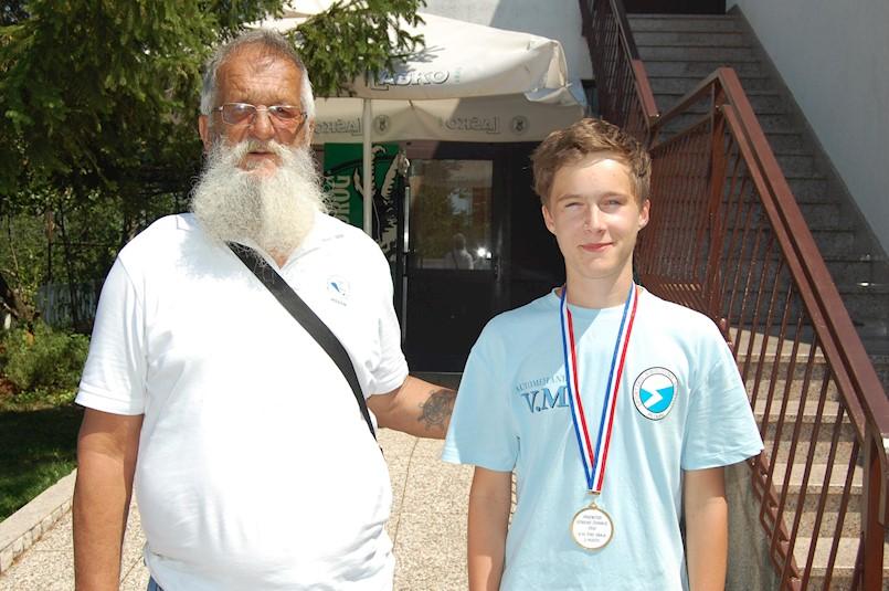 U Prtlogu održano natjecanje u ribolovu - Prvenstvo Istarske županije - U16 štap obala