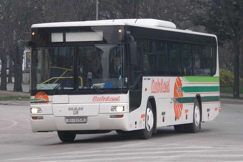 Četiri autobusne linije za Rabac do kraja kolovoza