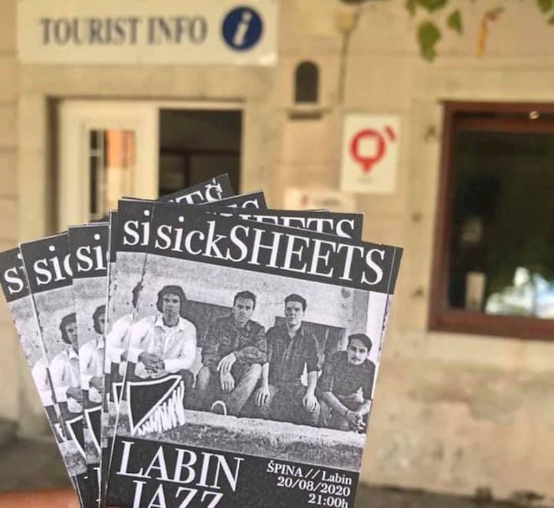 Podijeljene sve ulaznice za koncert Sick Sheetsa!