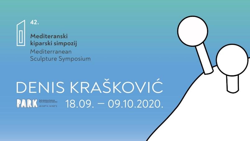 Denis Krašković sudjelovat će na Mediteranskom kiparskom simpoziju