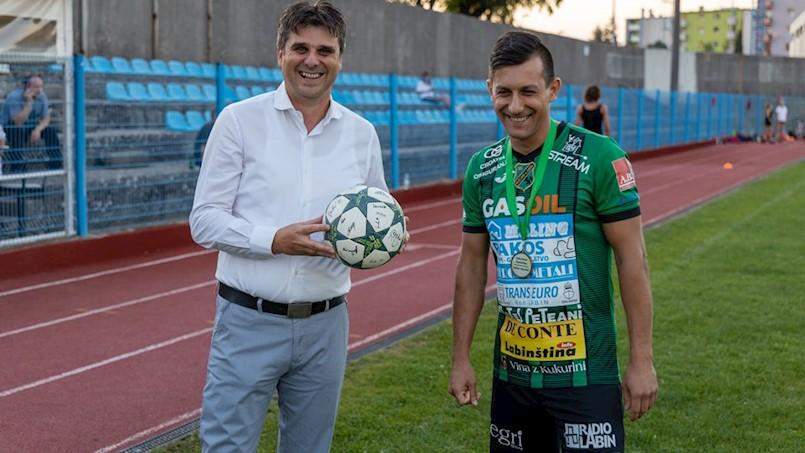 Gradonačelnik Glavičić ispratio Rudare u novu sezonu