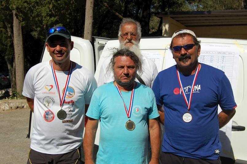 U Tunarici održano Prvenstvo Istarske županije, Seniori i Masters +55 - štap obala