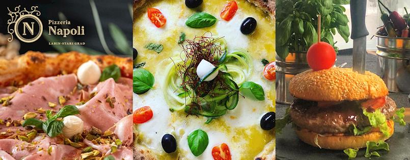 [Pizzeria Napoli] Terasa koja mami uzdahe smještena na najljepšem trgu u Istri!
