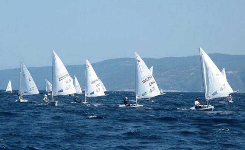 Odgođena Rabačka regata- izborna regata za klasu Optimist u terminu od 25. do 27. rujna 2020.