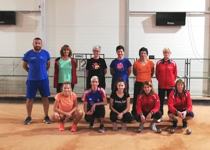 Boćarice Labina počele s pripremama - dosadašnja kapetanica Tanja Grubiša napustila klub