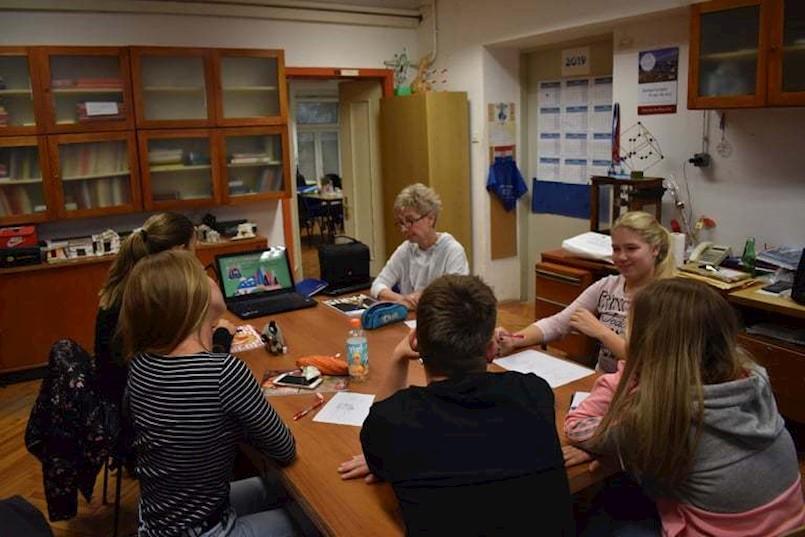 Aktivnosti učenika Srednje škole Mate Blažine na Europskom tjednu mobilnosti
