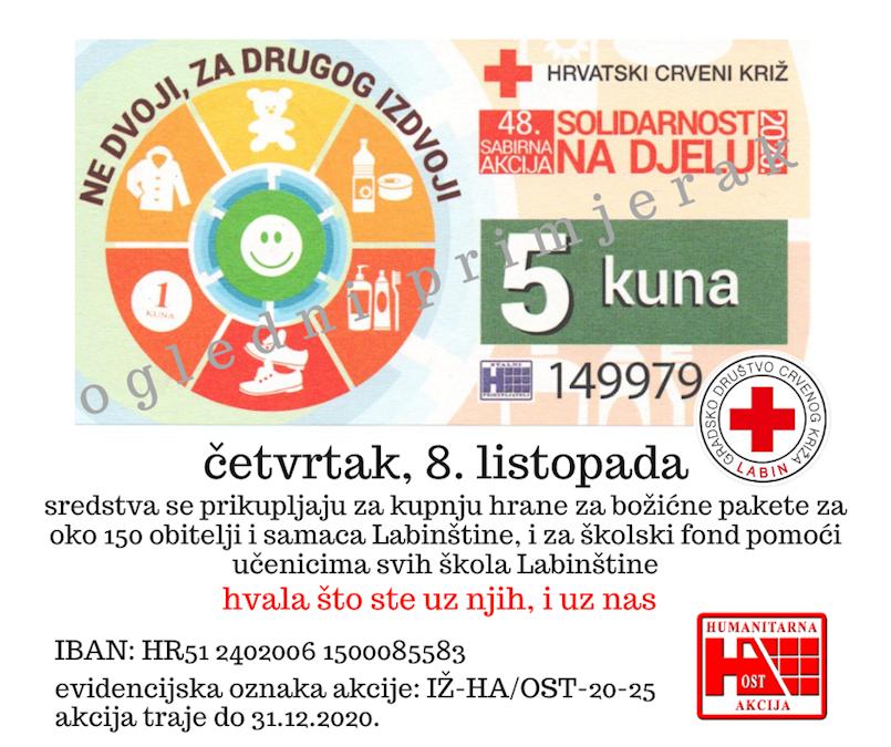 """48. humanitarna akcija """"Solidarnost na djelu"""""""