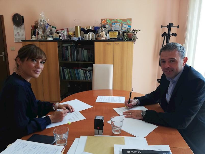 Sveta Nedelja: Potpisan Ugovor o obavljanju povjerenih komunalnih djelatnosti
