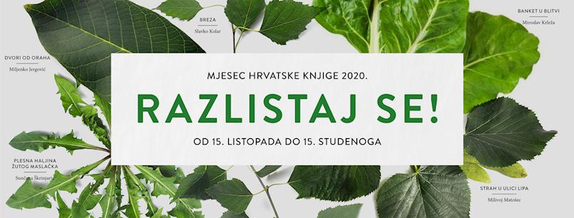 Mjesec hrvatske knjige u Gradskoj knjižnici Labin