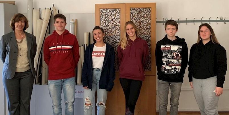 Labinski srednjoškolci izvrsni na županijskom natjecanju iz geografije