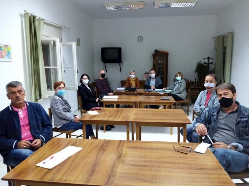 Održani sastanci s predstavnicima Mjesnih odbora