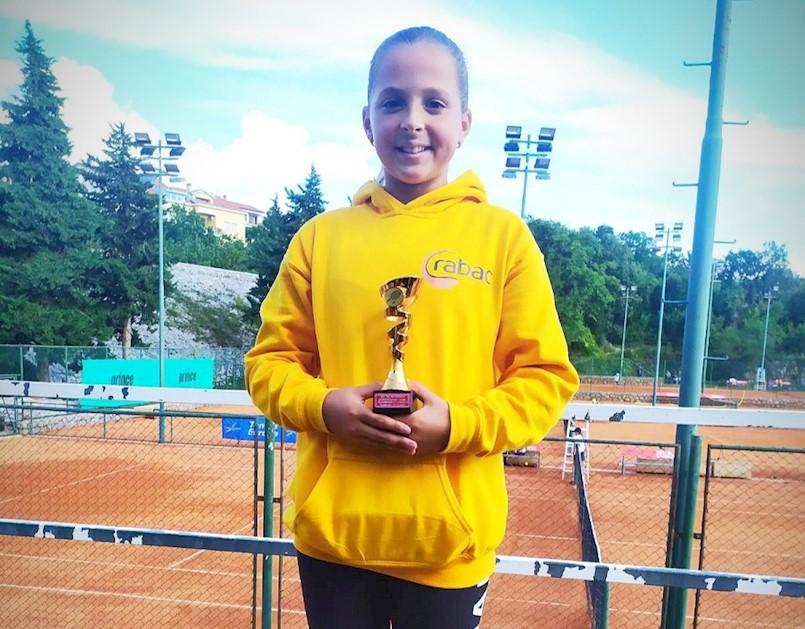 Viktoria Hrvatin izvrsna na turniru u Rijeci