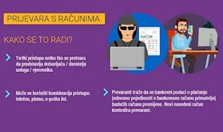 PU Istarska upozorava | Prijevare s poslovnim računima: izmijenio podatke za uplatu - prevarene tvrtke iz Labina i Poreča