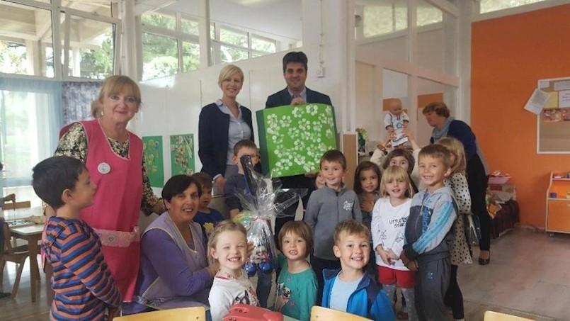 Labin jedan od gradova s najvećim izdvajanjima za predškolsko obrazovanje