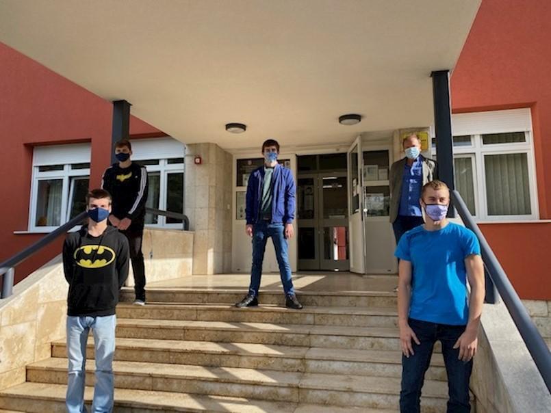 Fizičari labinske Srednje škole uspješni na županijskom natjecanju