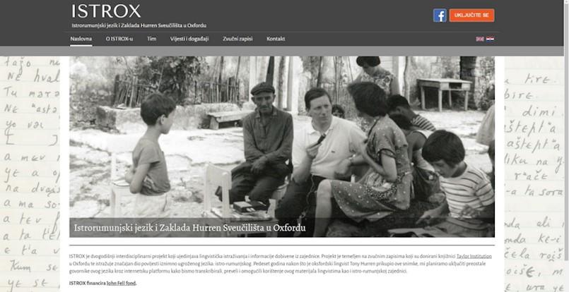 Terensko istraživanje oxfordskog Sveučilišta u Šušnjevici
