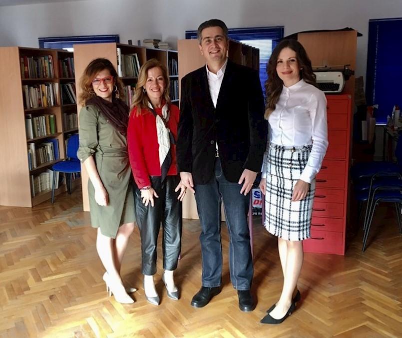 Na HRT Radio Puli predstavljena publikacija ONA I ON Daniela Mohorovića