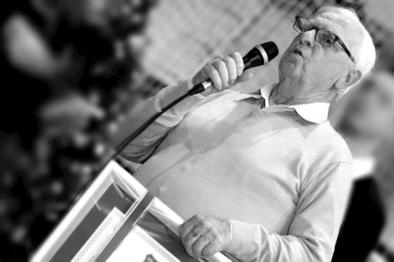 Preminuo dugogodišnji predsjednik NK Rudar Romano Černjul