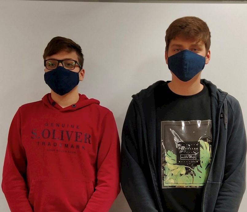 Labinski srednjoškolci uspješni na online natjecanju Dabar