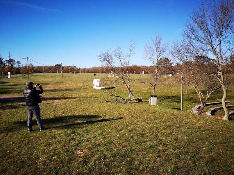 Nastavljaju se pilot aktivnosti u sklopu EU projekta RECOLOR: izabran izvođač Studije održivosti Parka skulptura Dubrova