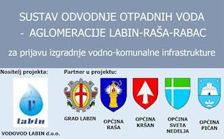 Klaudio Bastijanić na čelu tima za realizaciju projekta aglomeracije Labin-Raša-Rabac