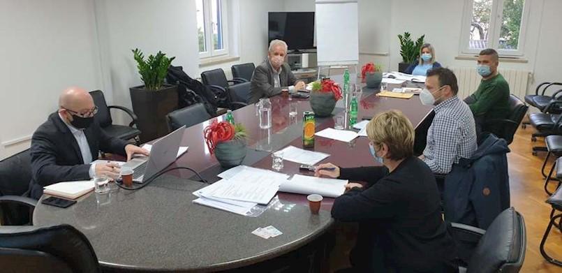 Konstituiran Nadzorni odbor Vodovoda Labin - predsjednik Silvano Vlačić