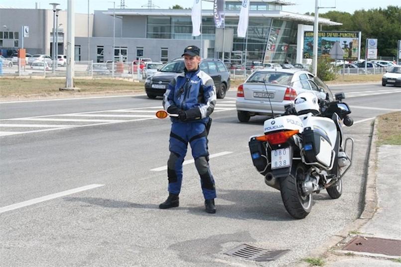 PU Istarska: Policija i ovog vikenda provodi pojačane aktivnosti u prometu