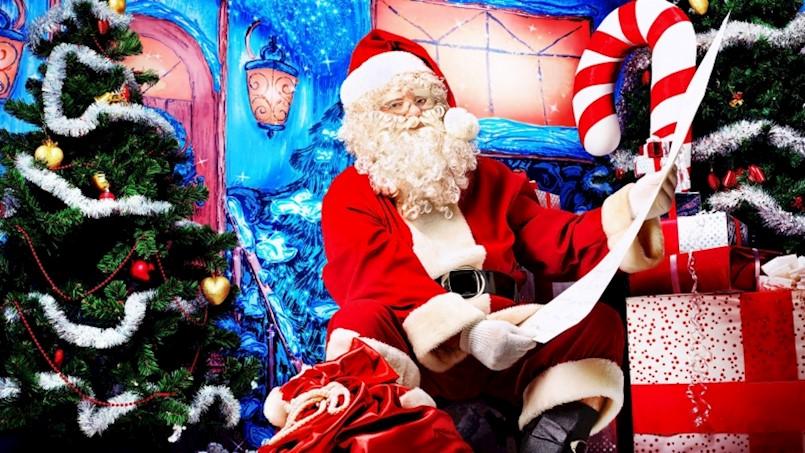 Djed Božićnjak pripremio paketiće za djecu iz Općine Kršan