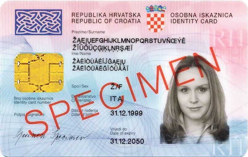Stižu nove osobne iskaznice, vrijedit će 5 godina, a zamijenit će i putovnicu