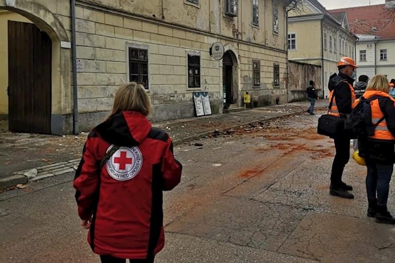 APEL Crvenog Križa Labin: Pomoć stanovništvu Petrinje i Siska (novčana i materijalna) - Upute za donacije