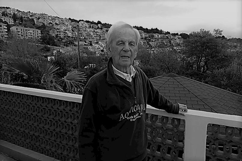 U 101. godini života napustio nas je najdugovječniji labinski sportaš i sportski radnik, ANTON TONI GREGORIĆ