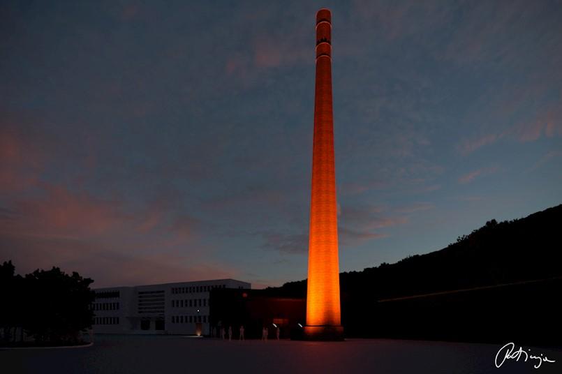 Kreće obnova dimnjaka toplane u Raši