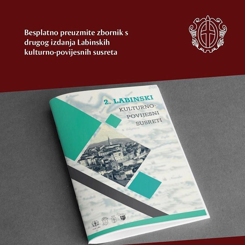 Besplatno preuzmite zbornik s drugog izdanja Labinskih kulturno-povijesnih susreta