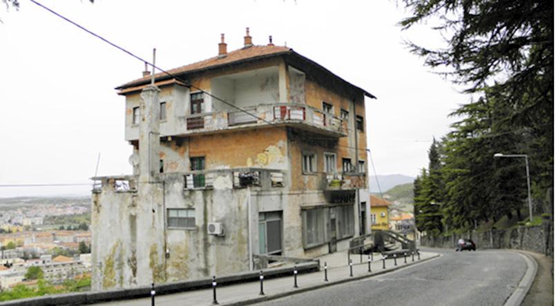 Natječaj za prodaju nekretnine u vlasništvu Grada Labina - Apoteka - 6. put
